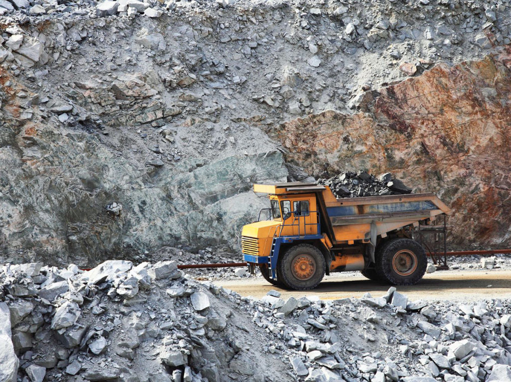 Mining Fuel Theft Solutions