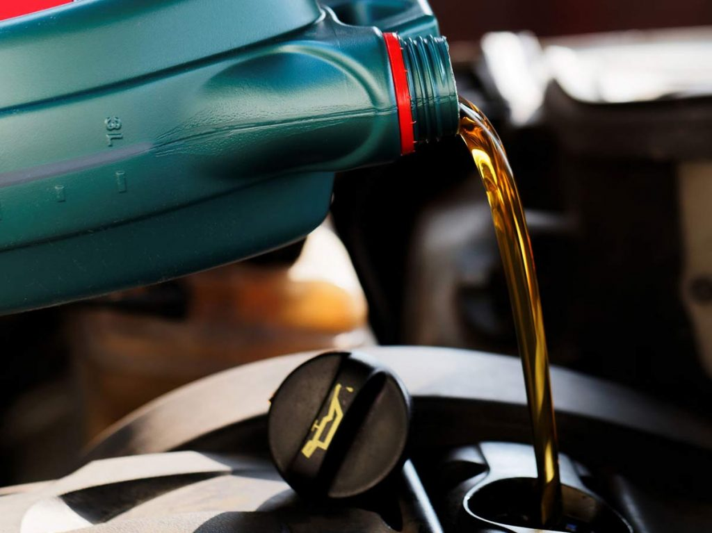 Protect Oils and Lubricants from adulteration and misuse