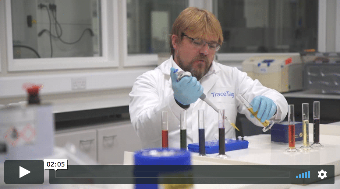 DNA Marking Video